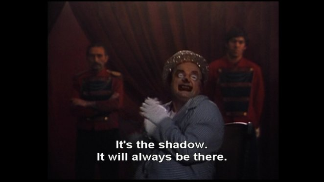 The shadow will always be there
