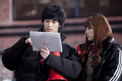 110112 Dream High's Twitter
