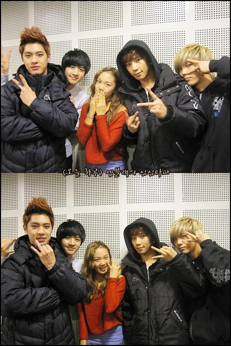 110129 JOO on ShimShimTaPa