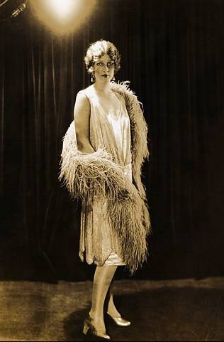 """""""Flapper"""" in the 1920s was a term applied to a """"new breed"""" of youngWesternwomen who wore short skirts,bobbedtheir hair, listened tojazz, and flaunted their disdain for what was then considered acceptable behavior. Flappers were seen as brash for wearing excessive makeup,drinking, treatingsex in a casual manner,smoking, drivingautomobilesand otherwise flouting social and sexual norms. Flappers had their origins in the period ofliberalism, social and political turbulence and increased transatlantic cultural exchange that followed the end of theFirst World War, as well as the export ofAmericanjazz culture toEurope. ActressLouise Brooks(1927)A flapper onboard ship (1929)"""