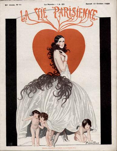La Vie Parisienne, 1922.