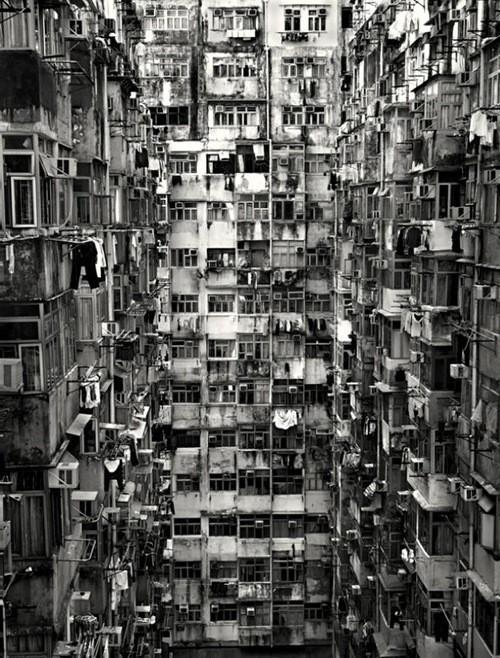 fuckthebuff:  The walled city of Kowloon
