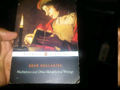 Meditations and Other Metaphysical Writings  Rene Descartes