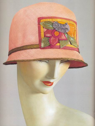 carcassofmyessence:  Kilpin, cloche hat, c.1925 by Gatochy on Flickr. The Roaring Twenties is a phrase used to describe the 1920s, principally in North America but also in London and Paris. The phrase was meant to emphasize the period's social, artistic, and cultural dynamism.  http://jazzage.tumblr.com/ http://jazzage.tumblr.com/ http://jazzage.tumblr.com/
