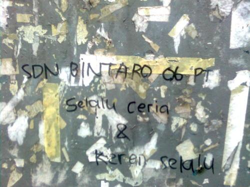 penerapan Vandalisme sejak dini