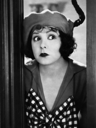 nanananannaa:  Was just introduced to this lady via TCM. Norma Talmadge as Kiki. Pretty hilarious and heart-warming. Also that Kiki is a feisty lady. Sometimes I wish I could have experienced the 1920s.