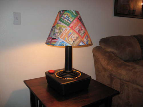 Joystick Lamp