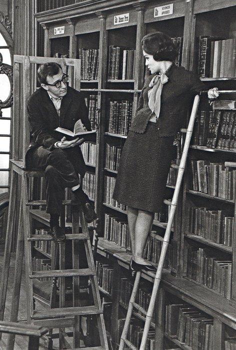 Woody Allen Reads