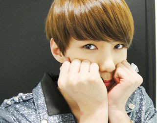 120419 EXO-K Official website update - Sehun