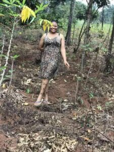 Nigerian man praises wife,  calls her wife material. See photos
