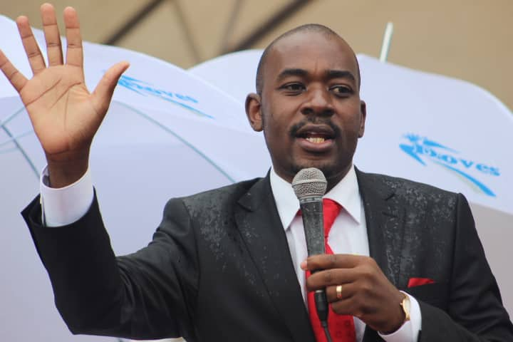 Scrap Bond Notes to Restore Economic Confidence, Chamisa Urges Government » 263Chat