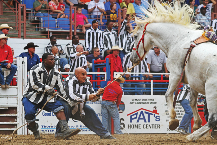Angola Rodeo Arts And Crafts