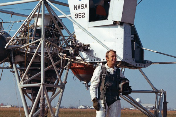 The Crazy Contraption That Almost Killed Neil Armstrong