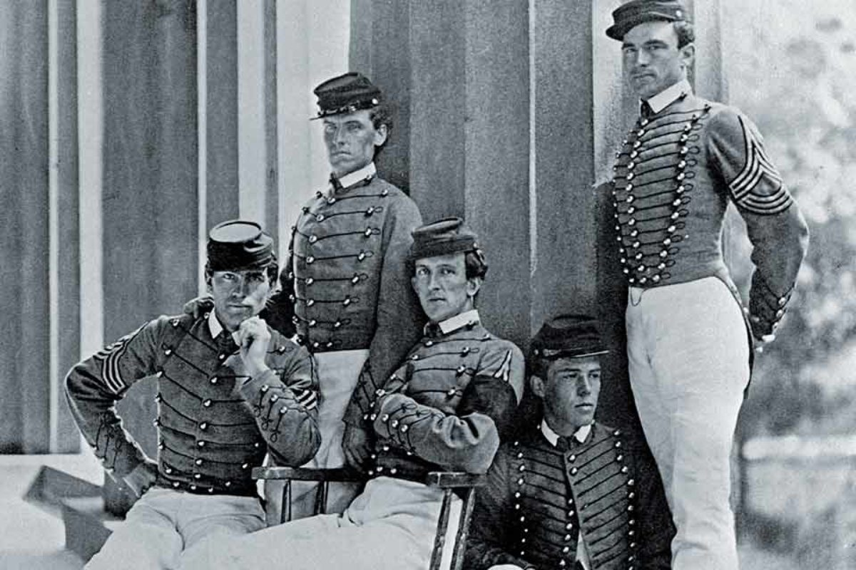 Interview With Ian C Hope West Point And The War