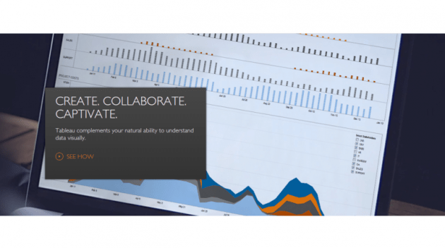 Big Data Visualization  Review Of The 20 Best Tools   CauseVox tableau data visualization