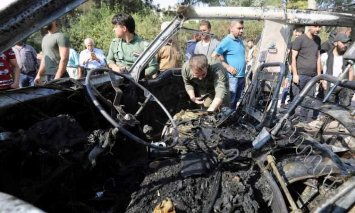 مقتل 3 مدنيين بتفجير عبوة ناسفة في رأس العين