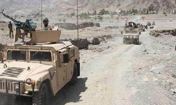 مناورات عسكرية ضخمة لروسيا وحلفائها على حدود أفغانستان الشهر القادم