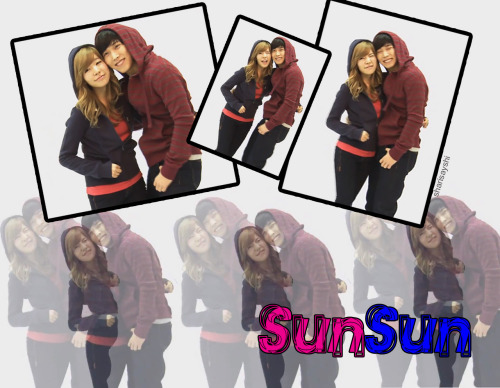 sharisayshi:  SunSun inspires me. Still can't get over how kilig I am over this. :D