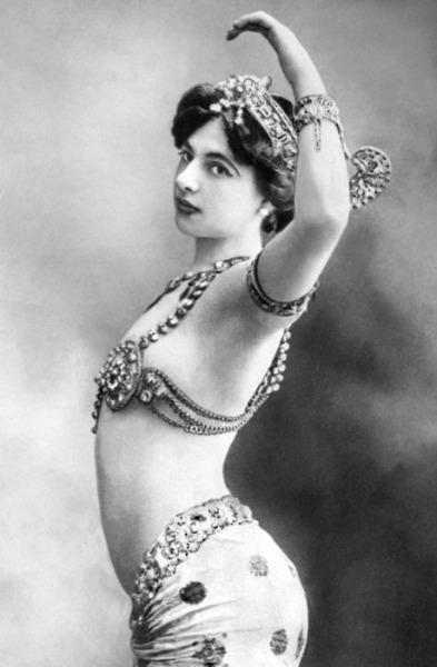 ghastlydelights:  Mata Hari