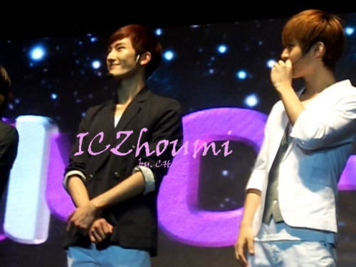 Korean Idols Music Concert Hosted in Indonesia 10 credit ICZhoumi photo by CH TAKE OUT FULL CREDIT :)