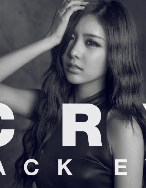 ccmgogo:  Qri : Black Eyes Album Jacket