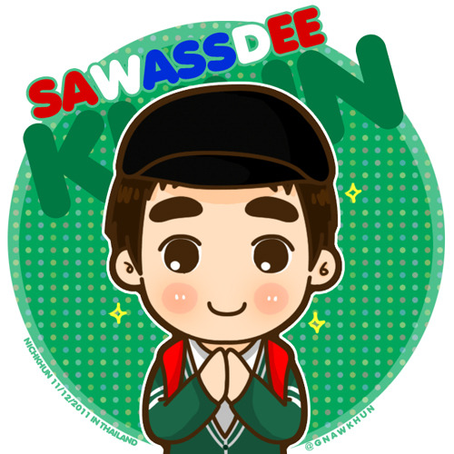 gnawkhun:</p> <p>Sawassdee KHUNNIE =)