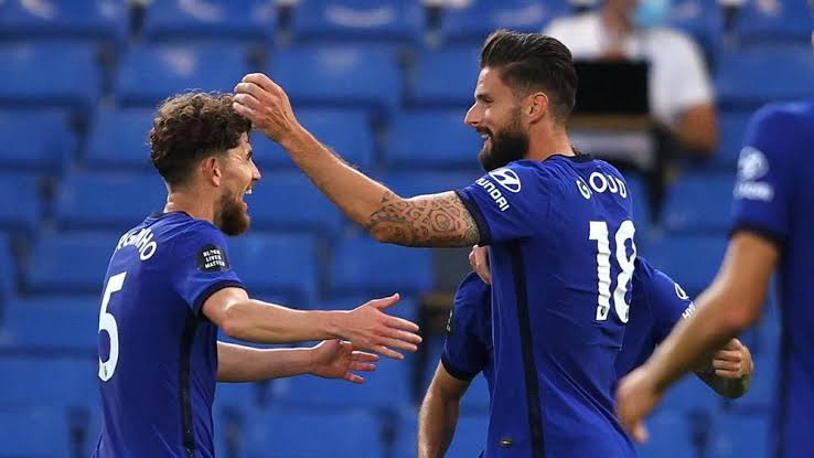 Chelsea 1-0 Norwich City: Giroud boosts blues top four hopes