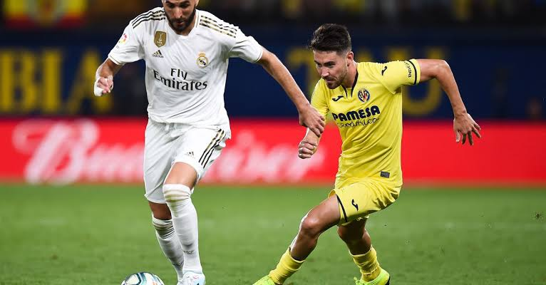 Real Madrid on a brink to clinch the title as they host Villarreal