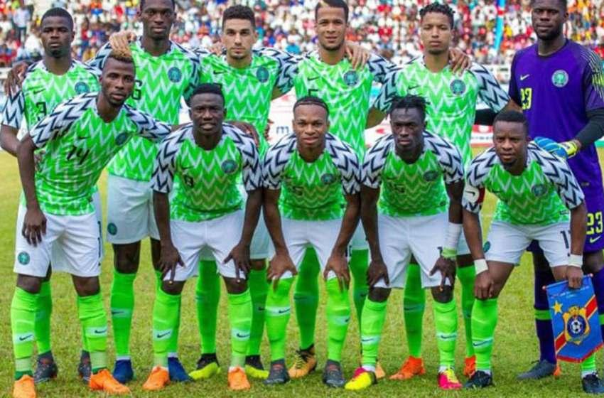 Super Eagles of Nigeria Move Up in the Latest Fifa Rankings.