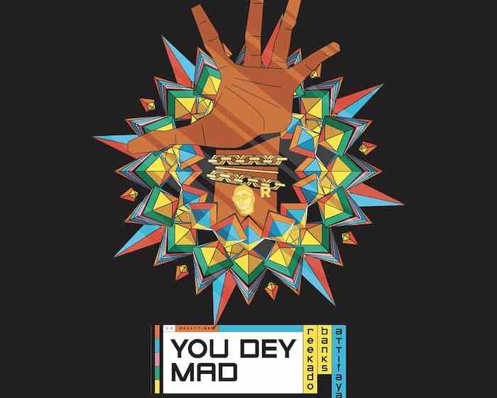 [Music] Reekado Banks – You Dey Mad