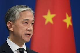 China congratulates BIden