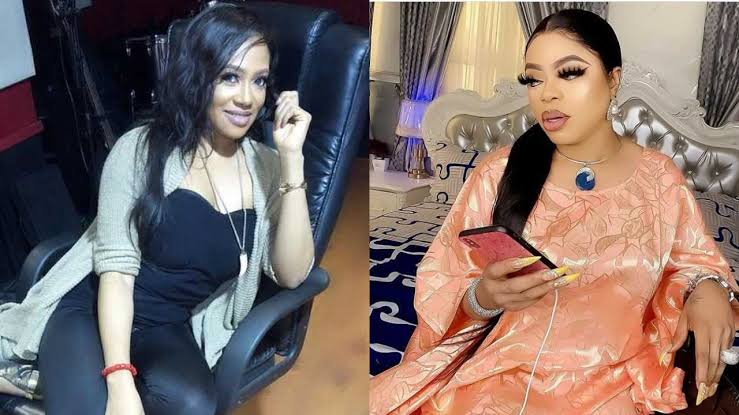 Your influences are becoming dangerous- Nigerian Singer Kara blasts Bobrisky for giving immoral advice to young females.