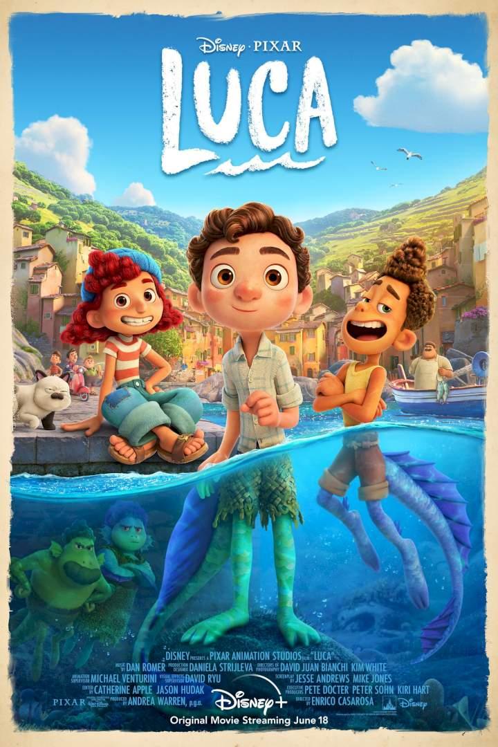 Movie: Luca (2021)