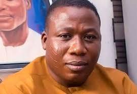 Breaking: Sunday Igboho still held in custody in Cotonou, extradition hearing begins today.