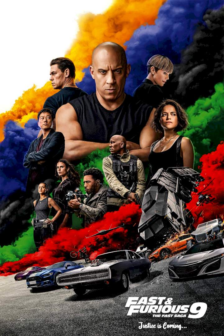 [Movie] Fast and Furious 9: The Fast Saga (2021)