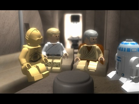 Descargar LEGO STAR WARS THE COMPLETE SAGA Gratis Full Español PC 1