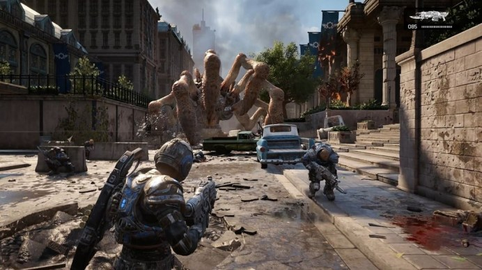 Descargar GEARS OF WAR 4 Gratis Full Español PC 5