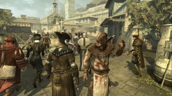 Descargar ASSASSINS CREED BROTHERHOOD Gratis Full Español PC 1
