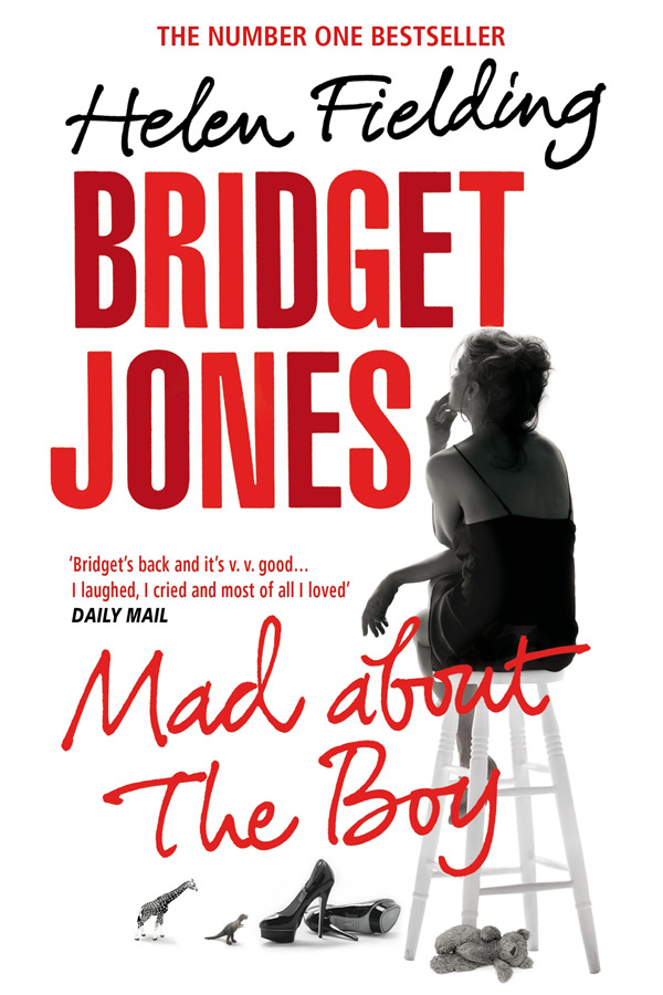 Bridget Jones: Mad About the Boy, Helen Fielding, Random House, $19.99