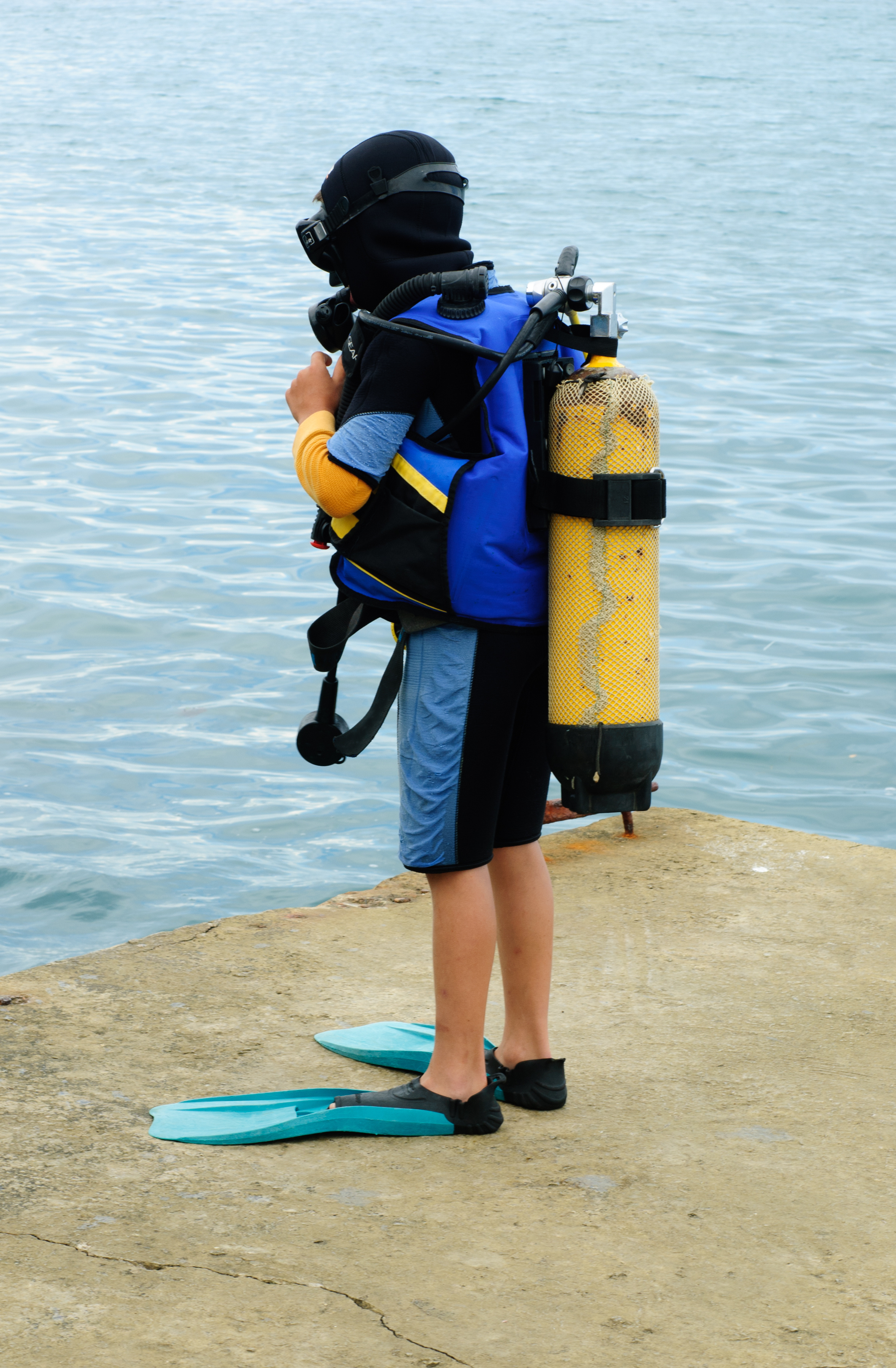 How To Get Your Kid Scuba Certified Scuba Diver Life