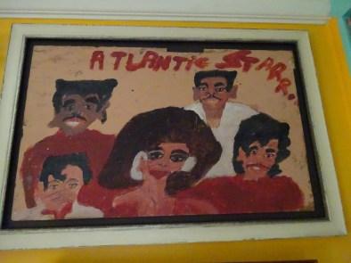 Chuckie's Atlantic Starr faces