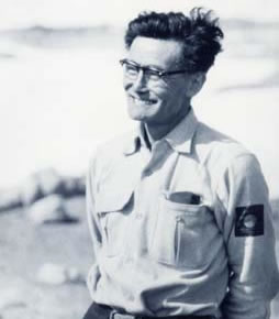 【不安は無駄】昭和期の化学者であり登山家でもある。第一次南極観測越冬隊長としてもしられている) 西堀栄三郎の名言
