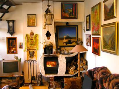 A Livingroom in Sofia