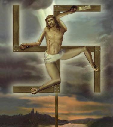 Kristus - offrad för vår ondska