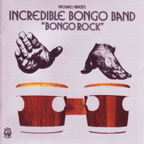 Bongo Rock LP Cover