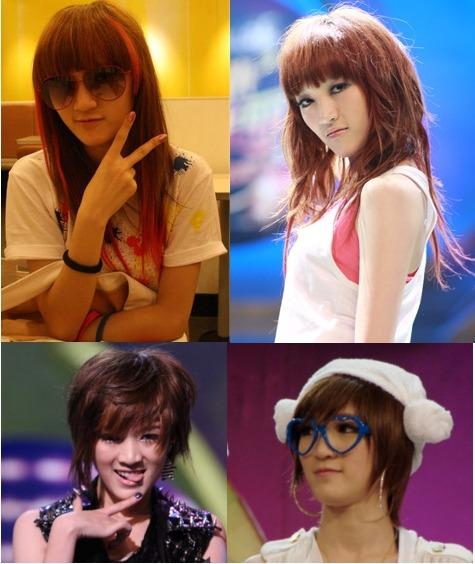 which hair? :)