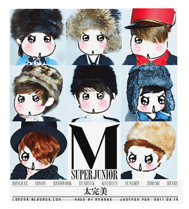 Another SJ-M Perfection Fan Art =3