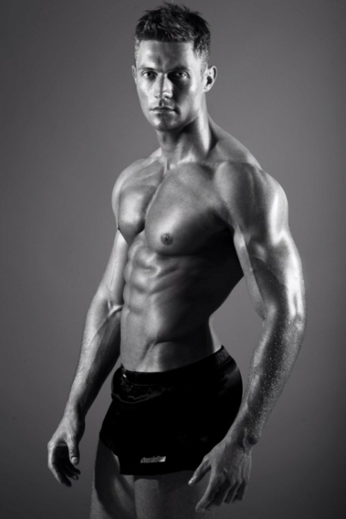 Morne Coetzer Muscle Body