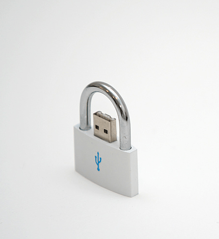 Safest USB from dialog05. No access for unauthorized persons :)