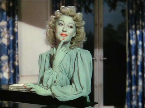 Kay Hammond as Elvira Condomine in Noel Coward's film Blithe Spirit 1945
